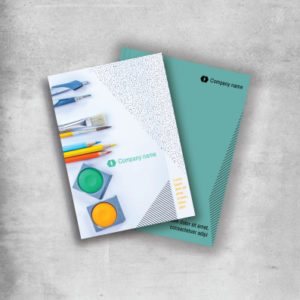 PUR bound brochure printing service