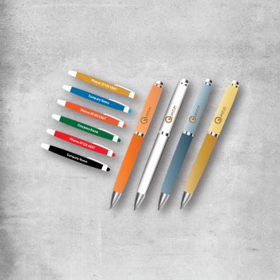 Pensonalised pens