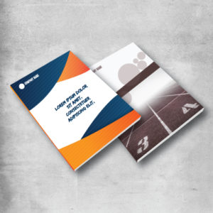Stapled Brochures printing service