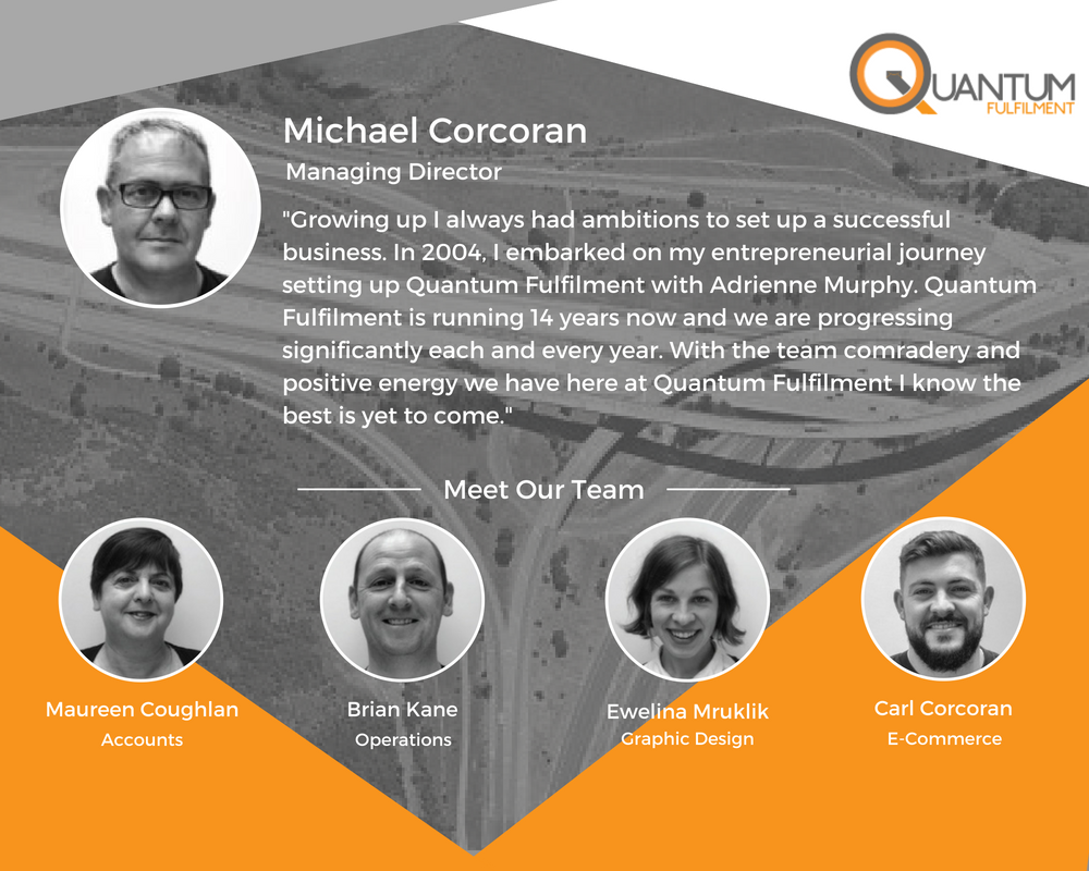 Meet the Quantum Fulfilment Team
