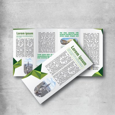 Folded Leaflets/Flyers