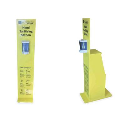 Covid 19 Dispenser Stand 102