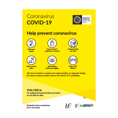 Covid 19 Poster (Post 103)