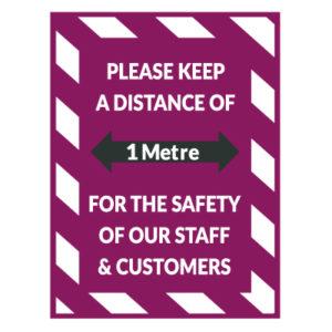 Safety Decal QUL_SAD_103_VFI