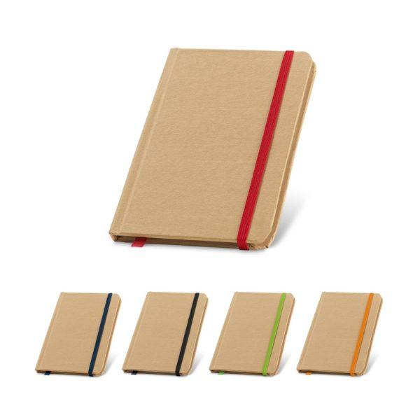 FLAUBERT. Pocket sized notepad