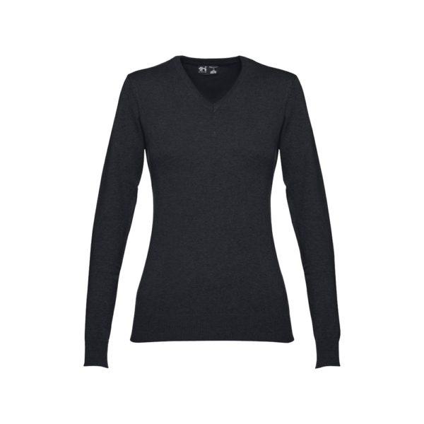 THC MILAN WOMEN. Women's V-neck jumper